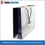 хозяйственная сумка мешка белой бумаги 210g