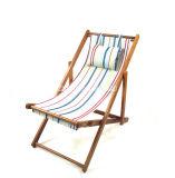 2016 여름에 있는 새로운 단단한 나무 야영 접는 의자, 바닷가 접는 의자