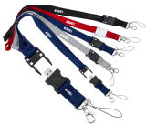 Hotsale Fashion Design Colorful Polyester Neck Lanyards com Custom Logo 54