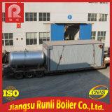 De met kolen gestookte Thermische Boiler van de Olie voor Industrie Texitle (YLW)