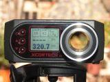 Velocidade tática da bala que mede o cronógrafo Cl35-0002 do tiro de X3200 Airsoft