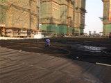 構築のための建築材料の高密度ポリエチレンが付いている水切り器