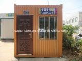 Beste Preis-einfache Installations-modulares vorfabriziertes/bewegliches vorfabrizierthaus