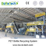 рециркуляционная система бутылки любимчика 6000kg/H