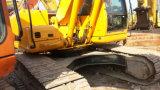 Máquina escavadora usada Hyundai 225LC-7 da esteira rolante da máquina escavadora de Hyundai