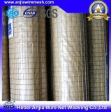 Acoplamiento de alambre soldado galvanizado cubierto PVC para el edificio