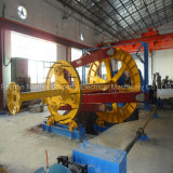 Equipamento da fabricação de cabos do fio de Yjv