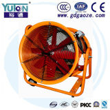 De Ventilator van de AsStroom van het Type van Trommel van Yuton