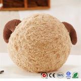 Jouet chaud mignon de la CE de cadeau de moutons de vente de peluche molle de Brown