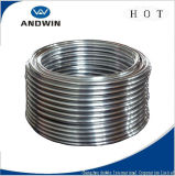 Tubulação de alumínio flexível do refrigerador de alumínio da câmara de ar da bobina