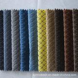 고품질 Microfiber 폴리에스테 소파 직물