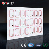 13.56MHz/860-960MHz com antena RFID secam o embutimento