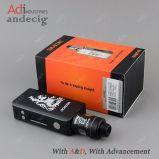 Koopor Primus 300W Tc Kasten-MOD gegen Installationssatz des Smok Ritter-80W gegen Smok Quantum 80W