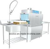 Macchina automatica della lavapiatti del trasportatore della cremagliera Eco-M90
