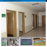 Finger Safe Noiceless Sickroom Ward Door mit Retarder (BN-HP102_white)
