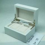 Caixas de relógio de madeira múltiplas