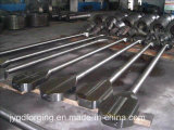 AISI4140 SAE4140は鋼鉄リンク鋼鉄棒を造った