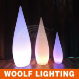 Lumière imperméable à l'eau d'Eau-Baisse de la lumière DEL de décoration de DEL