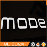 Yijiao Customed de fabricación profesional 3D sólido carta ligera