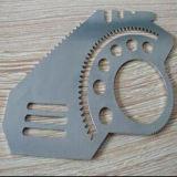 Faser-Laser-Ausschnitt-Maschine für galvanisiertes Blatt