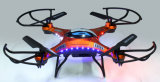 2015 HDのカメラUavの6斧RCのヘリコプターの無人機を持つ最も新しいGPS専門RCの無人機