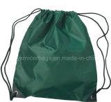 Sac de cordon de polyester du fournisseur 210d de la Chine des prix de Taobao