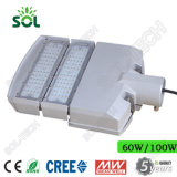 30W 60W 90W 120W 150W 180W Modular Farola LED con LED CREE y Meanwell Conductor