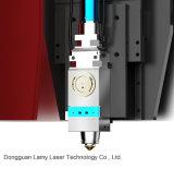 Metallmaterielle Faser-Laser-Ausschnitt-Maschine