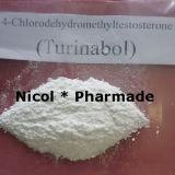 Polvo 4-Chlorodehydromethyltestosterone de Turinabol 4-Chlorodehydromethyltestosterone