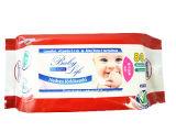 Пакет PCS Wipes 80 Exellent Spunlace Wipes душистого мягкого безалкогольного младенца влажный Non-Woven