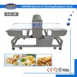 Auto-Conveying Food Industrial Detector de Metal com tela LCD