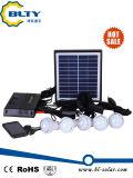 最も普及した圧力をかけられた再充電可能な記憶のホーム太陽エネルギーライト