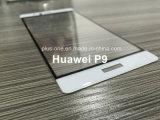 Huawei P9のための3Dによって曲げられる完全なカバースクリーンの保護装置の電話アクセサリ