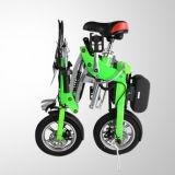 Bici portable eléctrica plegable/bicicleta de 2 ruedas
