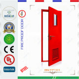 UL Certificate (BN-FRS101)를 가진 미국 Standard Steel Fire Proof Door
