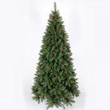 공장 가격 거대한 LED 인공적인 나선형 옥외 철사 크리스마스 나무