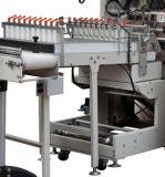保護テープのアコーディオンの収縮機械
