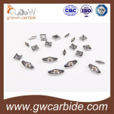 切断のための炭化タングステンの挿入およびシムCNCアルミニウム