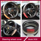 New Fashion Design Pure Leather Car Interior Accessory Steering Wheel Cover