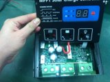 20A 12/24V Real MPPT Solar Charge Controller (QW-MT20A)