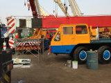 Используемый перекупной кран 40tons Nk-400e местности крана тележки Kato гидровлический