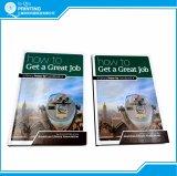 Service d'impression de livre de livre À couverture dure de formation
