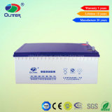 Oliter Energy 12V 200ah Solar Power Battery with High Quality