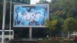 8000 광고하는 Dynanmic를 위한 Nits IP65 LED 거대한 영상 벽 (P10)