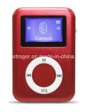 Lecteur MP3 de Bluetooth avec la pièce d'assemblage de clip