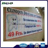 Panneau d'affichage de bannière en maille de billard en PVC (1000X1000 18X9 370g)