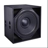 21 Inch Subwoofer Subbass Bin+Sound Gerät des Systems-\ DJ