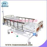 Het Hydraulische Bed van drie Functie met 6-staven Siderail
