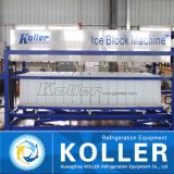 Direct CoolingのLarge 10トンのCapacity Ice Block Machine
