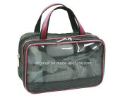 Heißes Sale Travel Toiletry Wash Promotional Cosmetic Bag mit Bottles